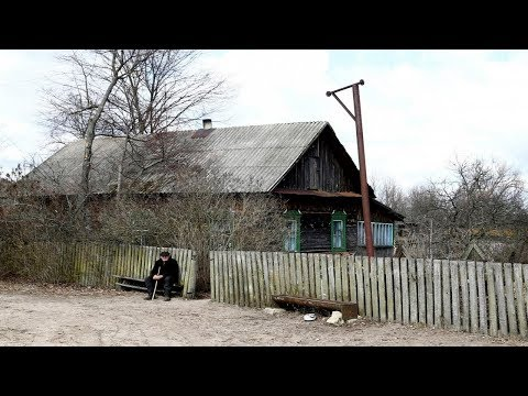 Meet the Man Living in the Dust of a Chernobyl Radioactive Disaster