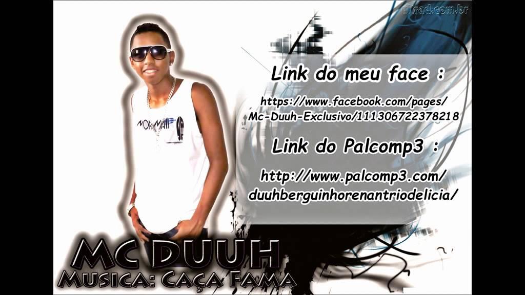 MC DUUH T D - CAÇA FAMA (lilililili Studio RD Funk
