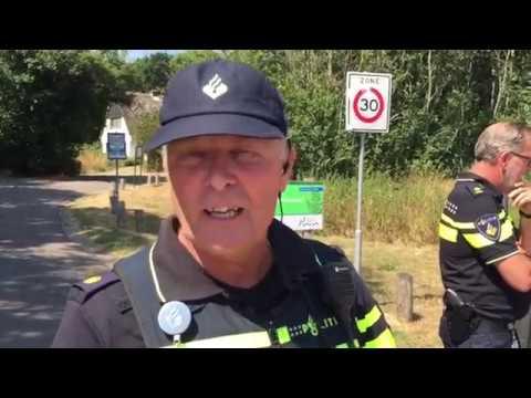 Duinbrand in Heemskerkse duin