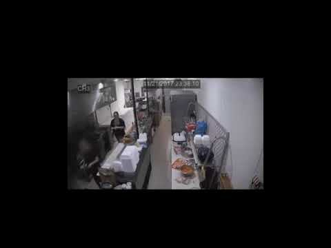 RESTAURANT OWNER CAUGHT ON CAMERA GIVING CUSTOMER COCAINE