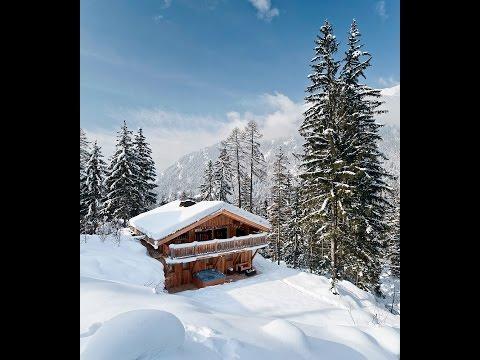 Chalet Baby Bear - Luxury Winter Chalet Chamonix, France