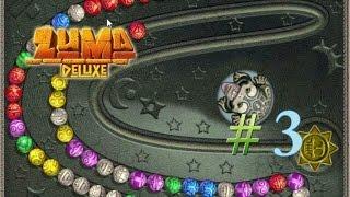 Zuma Deluxe #3 (Stage 7-8) - การสละชีพอย่างต่อเนื่องของกบทั้ง 3 ตัว