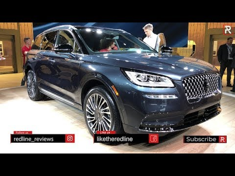 2020 Lincoln Corsair – Redline: First Look – 2019 NYIAS