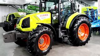 Трактор Claas 430 Arion