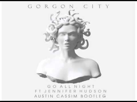 Gorgon City - Go All Night Feat. Jennifer Hudson (Austin Cassim Bootleg)