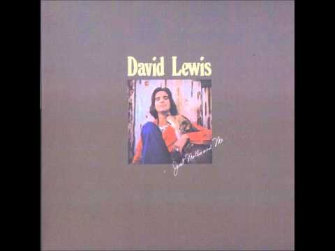 David Lewis [USA] - Just Mollie & Me, 1976 (a_4. You Push Too Hard).