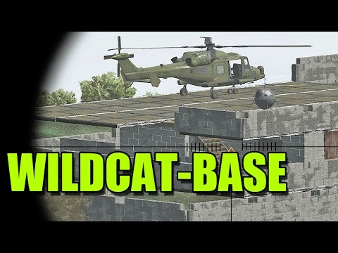 WILDCAT-BASE - DayZ Mod #35 [DE|HD+]