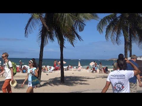 Rio de Janeiro, Ipanema Beach, Copacabana Beach, Brazil
