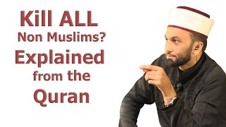 Killing in the Name of Islam; Does it Come from the Quran?
