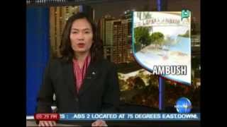 [NewsLife] Quezon NPA ambush: 2 soldiers dead || Mar. 24, 2014