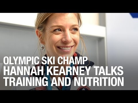 Olympic Ski Champ Hannah Kearney Talks Training And Nutrition