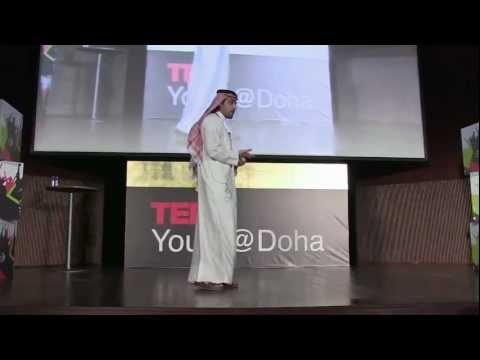 TEDxYouth@Doha - Raed Al Emadi - Pause, because...