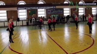 Международный турнир по гандболу. Кингисепп