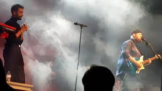 Marco Mengoni-Tom Walker-live fabrique Milano 21.11.2018