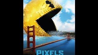 пиксель триллер (2015)