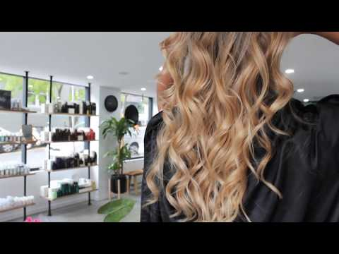 The full makeover at Surry Hills hair&harlow  Hair by Justine Eve