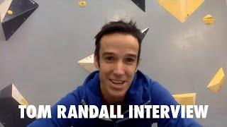 Kendal Mountain Festival: Tom Randall Interview