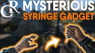MYSTERIOUS SYRINGE in Test Range - Is this new Battle Royale GADGET - Battlefield 5