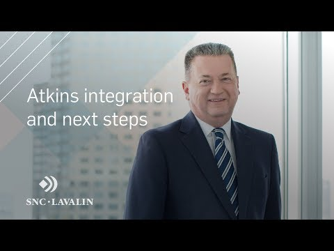 Atkins integration and next steps – Interview with Neil Bruce
