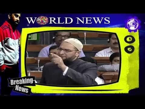 Asaduddin Owaisi Full Speech Over Intolerance  Asaduddin  Angry speech Lok Sabha