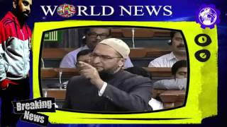 Asaduddin Owaisi Full Speech Over Intolerance  Asaduddin  Angry speech Lok Sabha