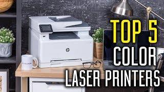 Best Color Laser Printers 2018  Review & Buying Guide