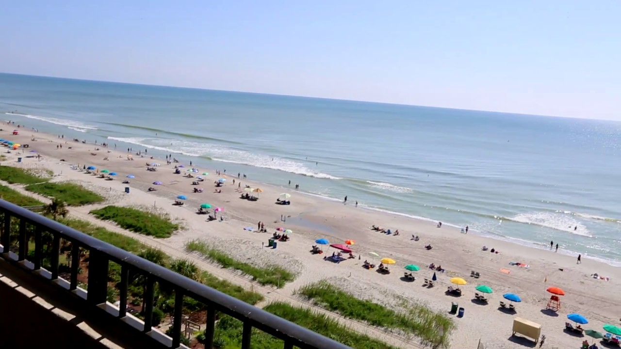 Palmetto Oceanfront Efficiency At The Breakers Resort Myrtle Beach