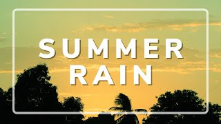 Carl Thomas - Summer Rain ( LYRIC VIDEO )