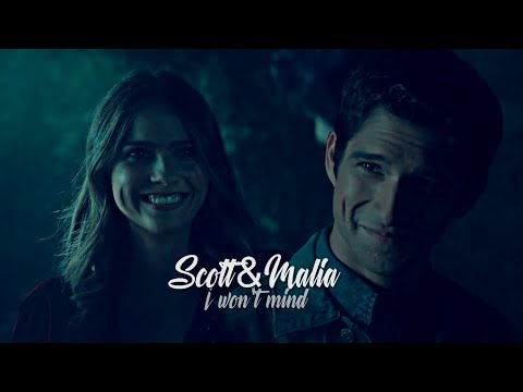 Scott & Malia | I won't mind [6x12]