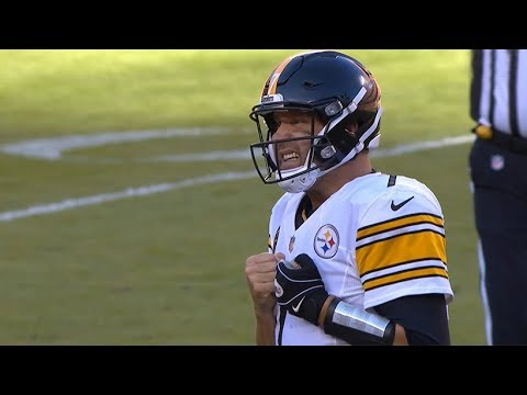 Pittsburgh Steelers vs Kansas City Chiefs 1st Half Highlights / NFL Week 6