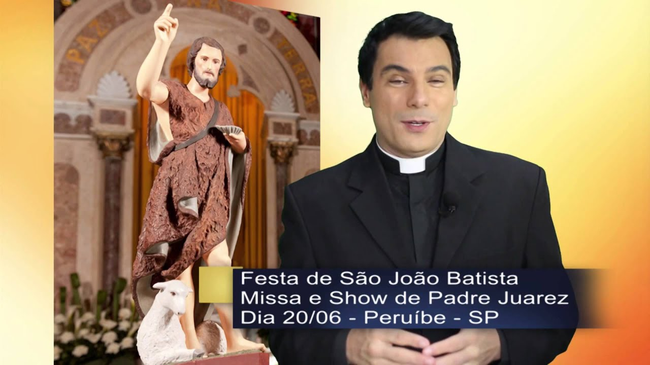 """Padre Juares De Castro: CHAMADA """"MISSA E SHOW EM PERUÍBE-SP"""""""