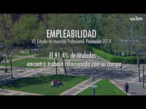 Conoce la Universidad Carlos III de Madrid