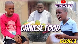 EMMANUELLA CHINESE FOOD (Mark Angel Comedy) (Izah Funny Comedy) (Episode ...)