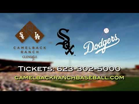 Spring Training is back at Camelback Ranch Glendale!