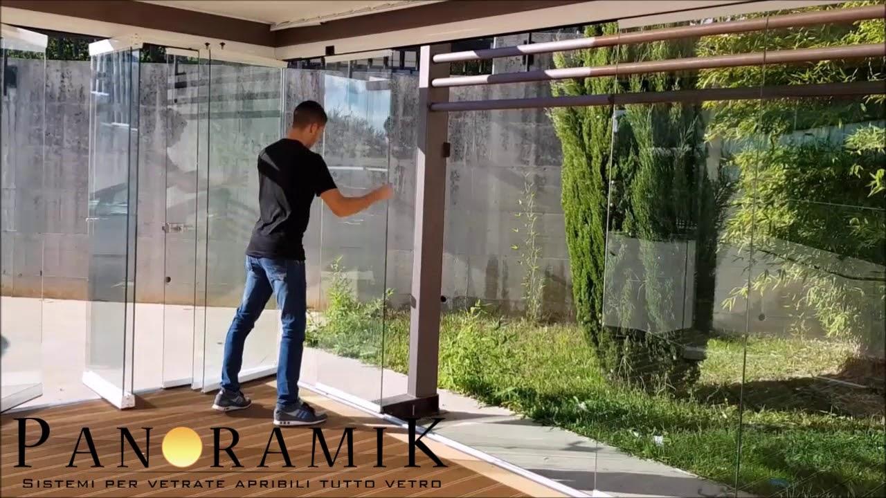 Terrazze Chiuse Con Vetrate vetrate panoramik - sistemi per vetrate tutto vetro | italia