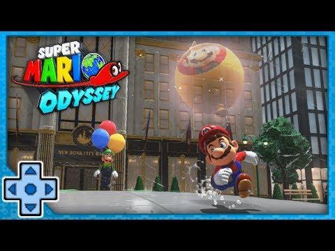 DPad Plays - Luigi's Balloon Hunt [Part 2] (Super Mario Odyssey DLC) - DPadGamer Livestream