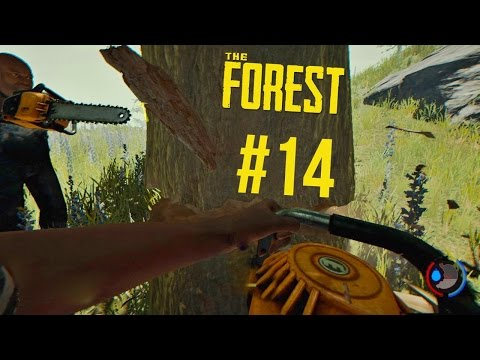 The Forest | Máme motorovku! | w/ GEJMR #14