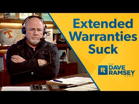 The Reason You Lose Money on Extended Warranties