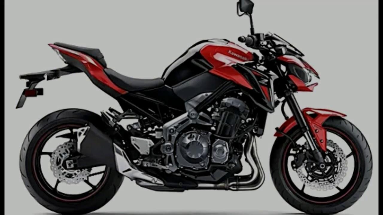 ALL NEW 2018 Kawasaki Z900 PHOTOS