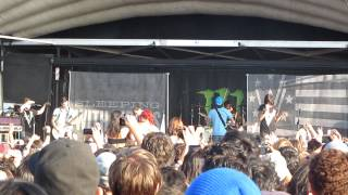 sleeping with sirens do it now remember later live vans warped tour 2012 pomona