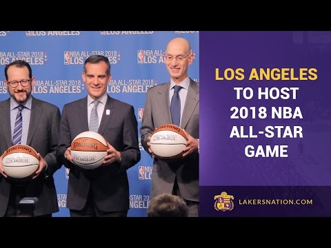 Los Angeles To Host 2018 NBA All-Star Game