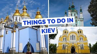 Kyiv (Київ) - 20 things to do Kiev, Ukraine Travel Guide(, 2017-10-03T15:00:03.000Z)