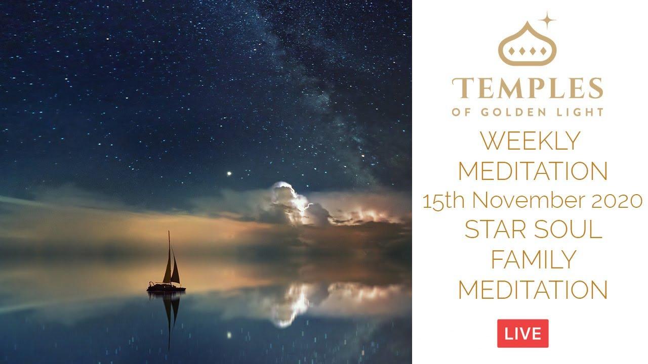 Temples of Golden Light - Star Soul Family Meditation