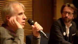"""Bruno Coulais : """"J'aime les voix atypiques"""" : master classe Sacem"""