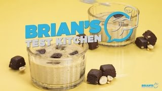 Peanut Butter Bread Pudding  Brians Test Kitchen