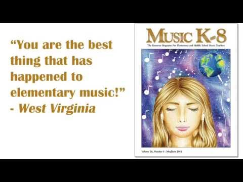 Why Music K-8 Subscribers Believe in Music K-8 Magazine