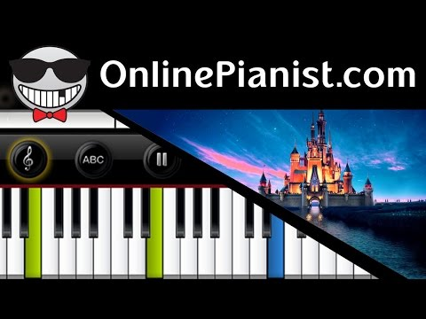 Alan Menken - Part Of Your World (The Little Mermaid) - Piano Tutorial & Sheets (Advanced Version)