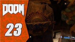 Lets Play Doom 2016 Part 23 The Necropolis