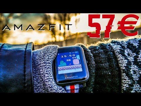Xiaomi Amazfit Bip Smartwatch | Bessere Mi Band 2 Alternative? Test Fazit - Review Deutsch