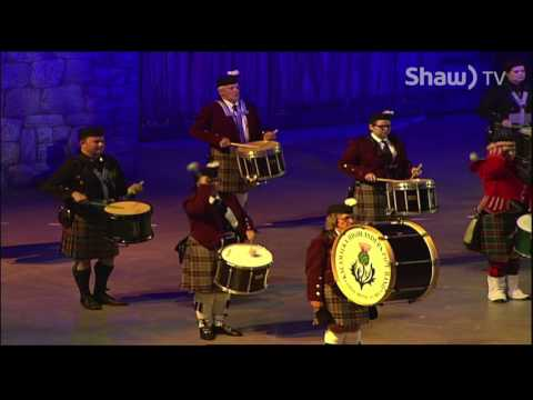 Okanagan Military Tattoo 2016 - Full Production